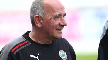tommy breslin back at cliftonville as interim boss