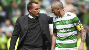 celtic: captain scott brown says fight for final places will keep players motivated