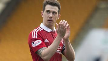 ryan jack: aberdeen aim to grab second chance against celtic in scottish cup final