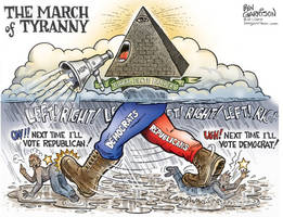paul craig roberts asks if this is freedom and democracy, what is tyranny?
