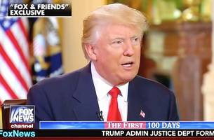 'Bizarre to the Point of Alarming': New Report Details Trump's Cable News Addiction