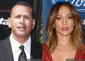 Alex Rodriguez Says His Relationship With Jennifer Lopez Is 'Moving in the Right Direction'