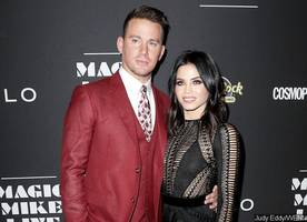 Jenna Dewan Reportedly Joins Channing Tatum at 'Magic Mike Live' Premiere Due to Trust Issues