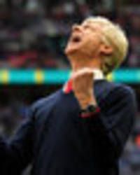 Arsene Wenger: Arsenal have been fragile, but Man City win changed that