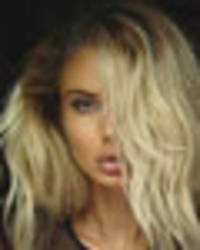 Justin Bieber's ex Sahara Ray poses naked in eye-popping strip show