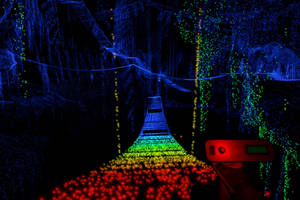 Scanner Sombre is a short and scary game from the creators of Prison Architect