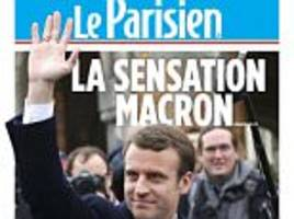 French media reacts to 'earthquake' election result