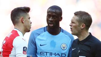 Manchester City: No referee would be better for Manchester derby, says Yaya Toure