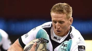 Ospreys' Bradley Davies to miss Wales tour to be with expectant wife