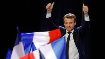 French Presidential Candidate Gets Support From Former Rivals