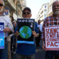 March for Science: Best signs from pro-fact protests around the world