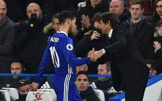 antonio conte urges eden hazard not to be selfish