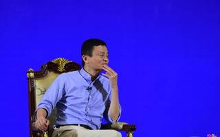 jack ma: technology disruption will bring decades of pain