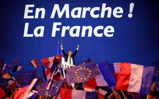 A Macron victory could be good for Brexit