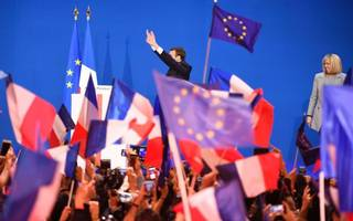 Macronomics: Markets surge after French centrist's election victory