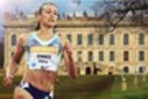 jessica ennis-hill excited to host fitness event at chatsworth...