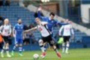 derby county recap: owls coach pleased, was will hughes too...