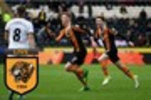 live hull city news as sam clucas thinks tigers have advantage...
