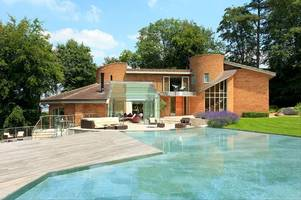 see inside carol vorderman's house after she put it back on the market at a reduced price