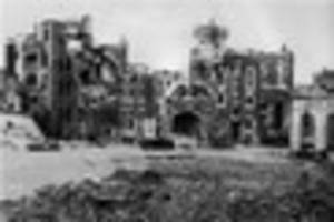 exeter blitz - horror recalled of death and destruction by...