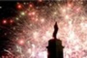 When are the British Firework Championships 2017 in Plymouth?