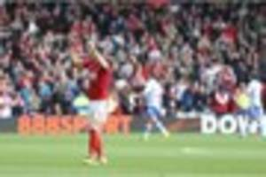 chris cohen joins nottingham forest 300 club - here are the highs...