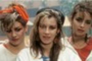 The original Bananarama group reunite for first ever tour - and...