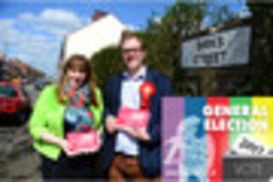 General Election 2017: Stoke-on-Trent's newest MP has returned to...