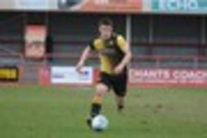 derby county take gloucester city star on trial