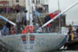 2018 golden globe race will start from plymouth