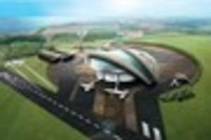 cornwall airport newquay finalises spaceport bid to government to...