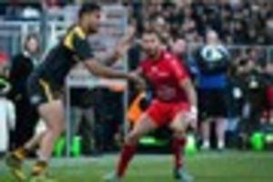 New Zealand international named in Wasps side to face Gloucester