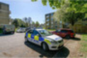 Bath police issue update following hunt for man 'smashing car...
