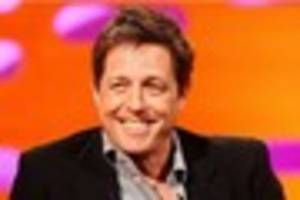 hugh grant is coming to sevenoaks to talk about stalking...