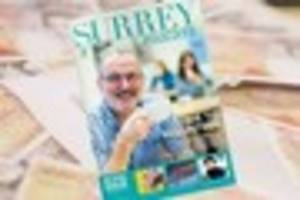 the controversial council magazine surrey matters has been axed