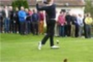 stephen's hole in one for sherborne