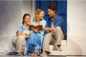 mamma mia! review of hit abba musical which is performing at...