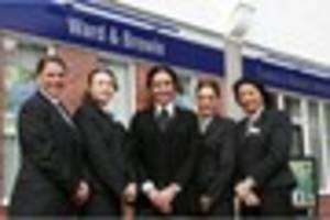 Relaunch for Ward and Brewin as Swadlincote funeral home gets...