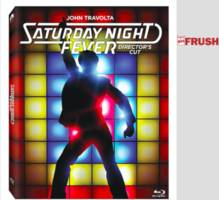 """john travolta's saturday night fever digital hd: """"there's moments you just can't forget"""""""