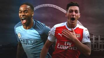Arsenal beat Manchester City to reach FA Cup final with Chelsea
