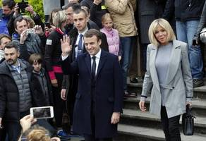 Brigitte Macron: The remarkable woman behind French presidential favourite Emmanuel Macron