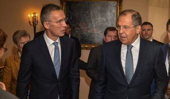 Russian Foreign Minister Vows To Convince Ukraine Rebels To Agree With Deal