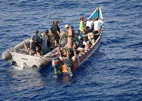 Somalia drought fuelling piracy - US Africa command head