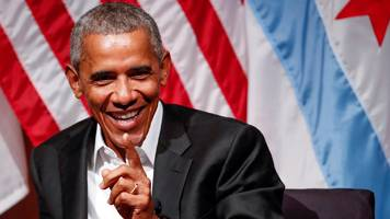 Obama reminded at youth event: 'I'm old'