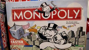 toy-maker hasbro revenues boosted by monopoly sales