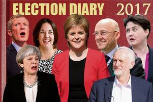 Election Diary: Could loss of just 8 seats in General Election kill SNP dreams of Independence?