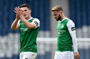 hibs can beat any team in scotland on our day and we'll prove it next season - john mcginn