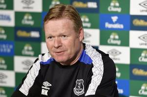 ronald koeman slams manchester united – insisting they're unimpressive and won't finish top four
