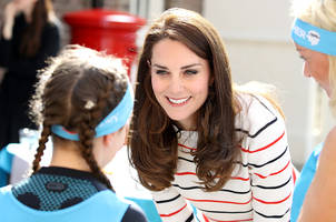 kate middleton insists on taking prince george to school on regular basis: duchess reportedly using this as excuse from royal work