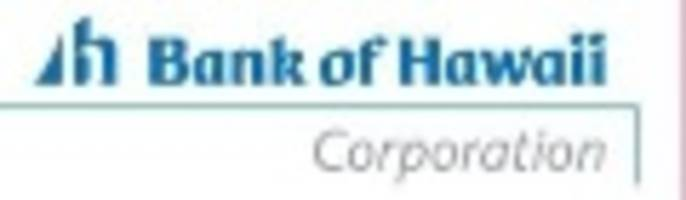 bank of hawaii corporation first quarter 2017 financial results